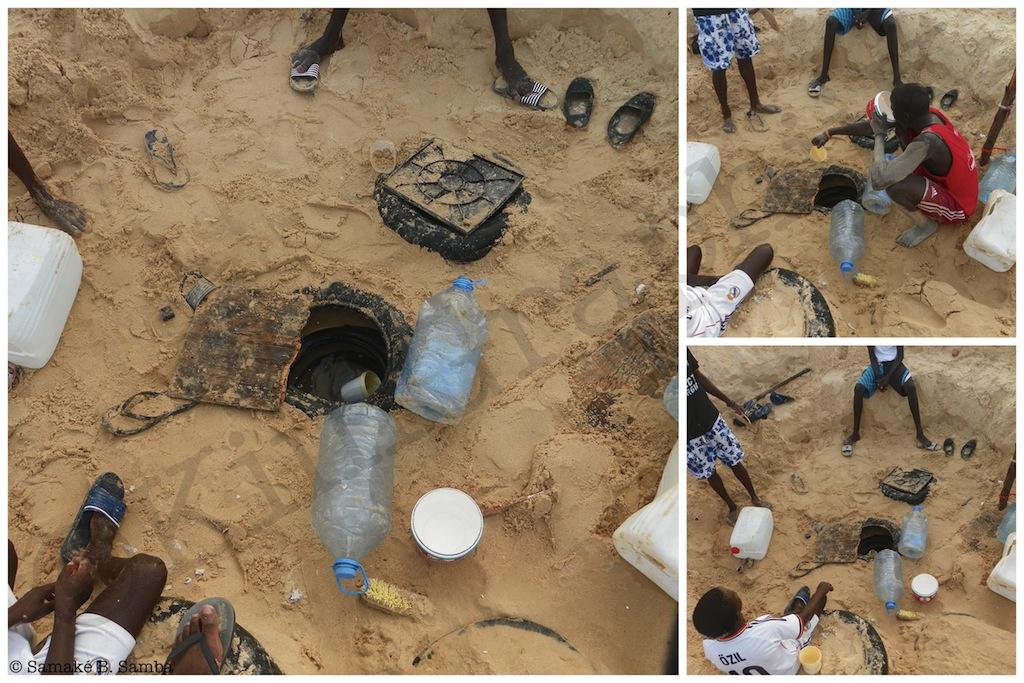 Crise - Pénurie d'eau