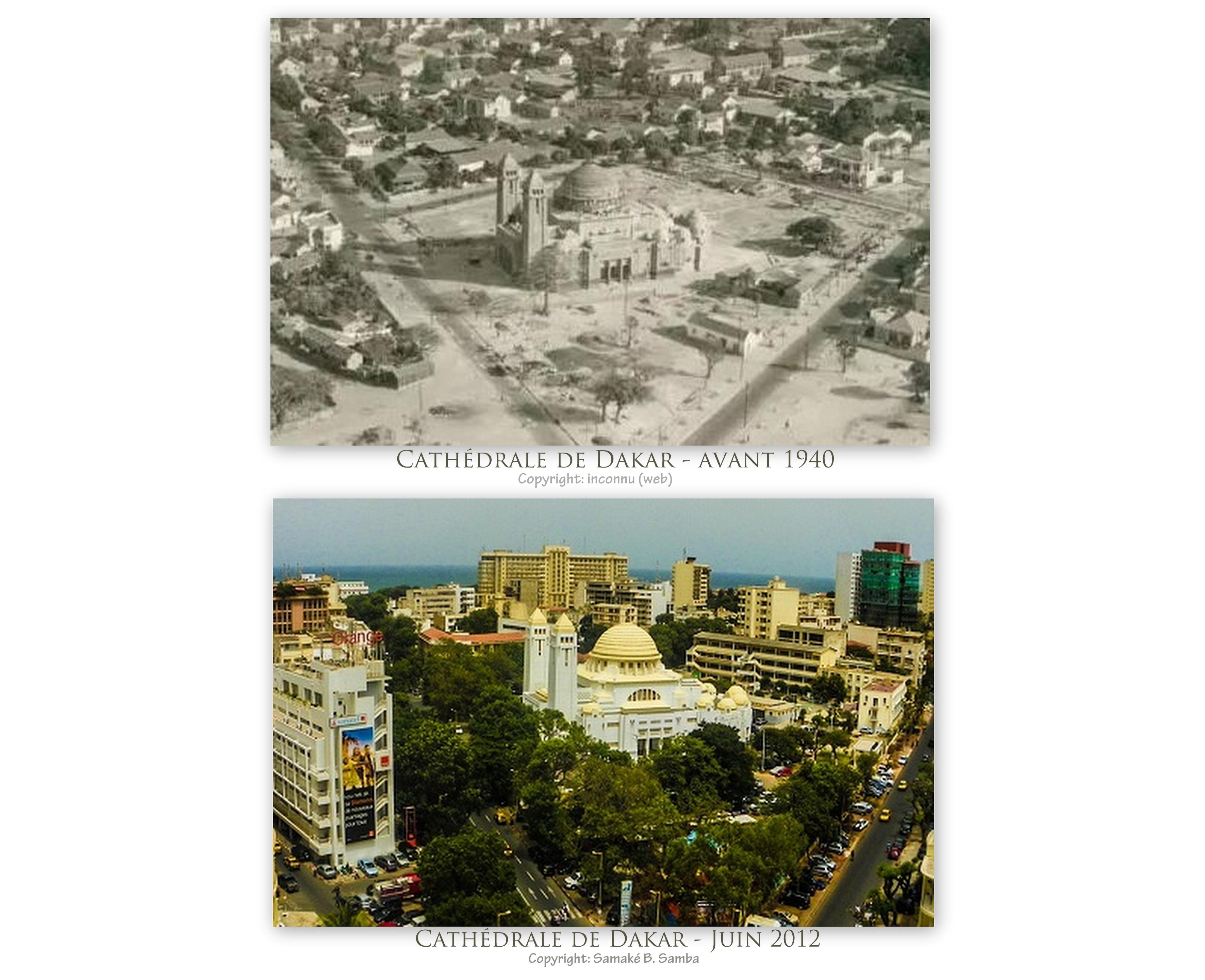 Cathédrale 1935-2014 - Samaké Ba Samba