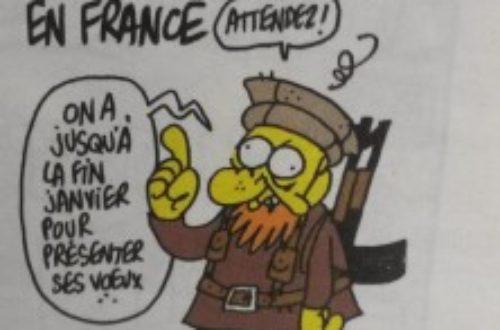 Article : L'Hebdo en vedette: Charlie !